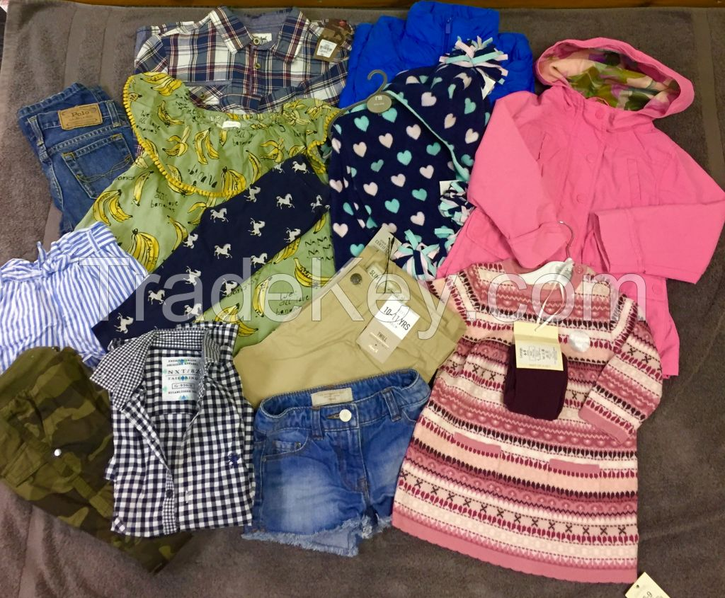 Second Hand Clothing, C4C Original, No Rubbish, Bric-A-Brac or bedding.