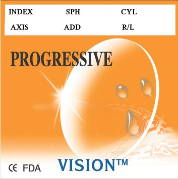 Progressive HMC Lens