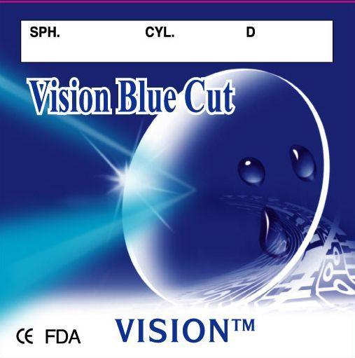 Blue Cut Lens