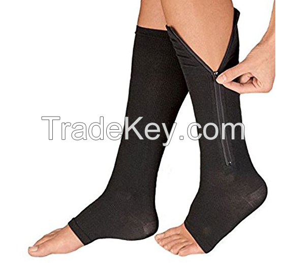 Exped Compression Sock hot sale Anti Fatigue Ankle Support Sleeve Compression Foot Sleeve