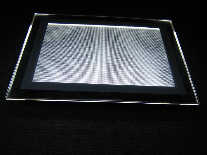 Aluminium Super Slim Lightbox