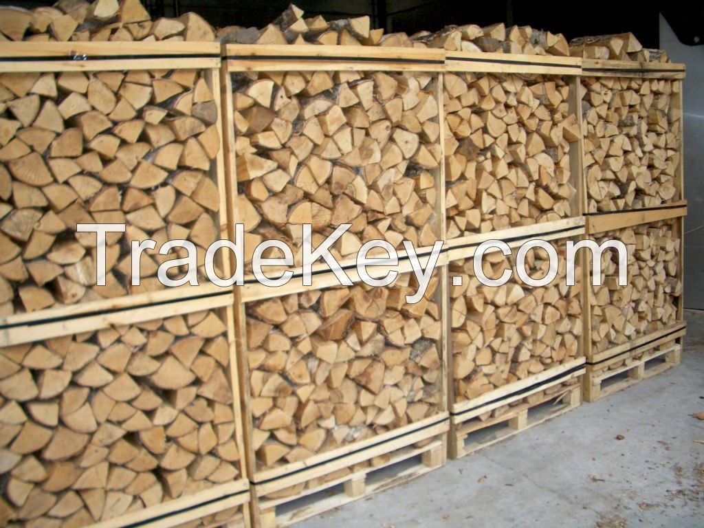 Oak, Ash or Hornbeam firewood