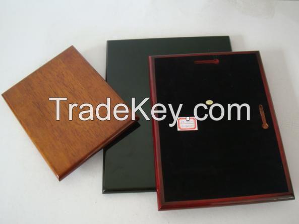 Unfinished wooden plaques PZ009