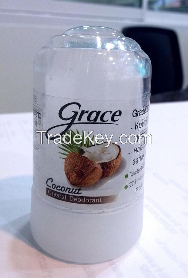 Thai Crystal Natural Deodorant Stick