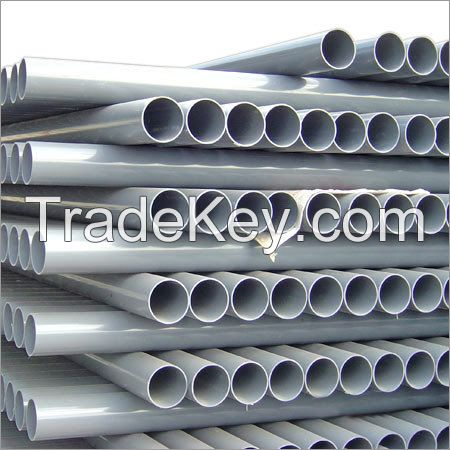 Plastic PVC Pipes and Fittings