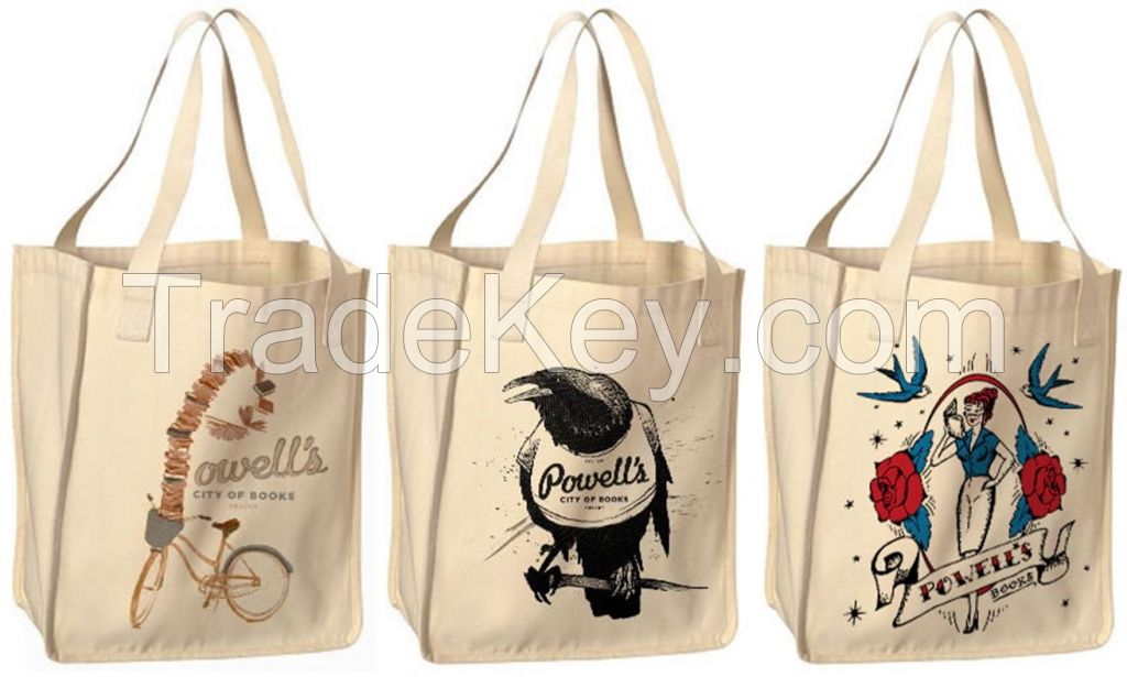 Best price hot style vietnam promotional cotton bags