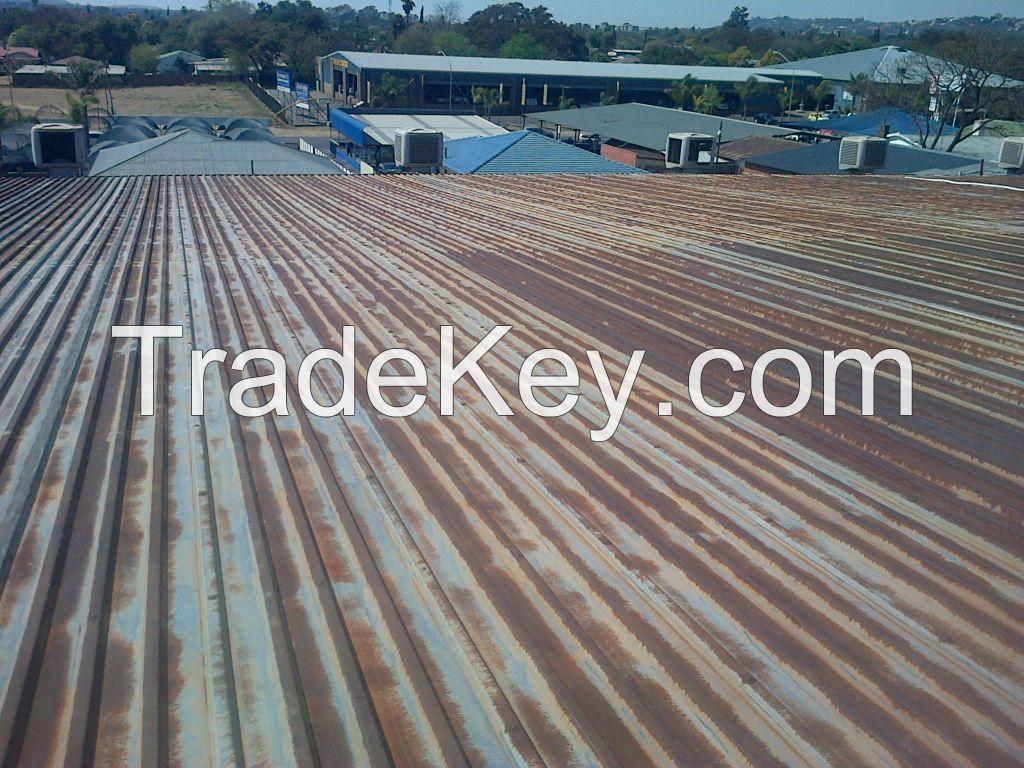 Waterproofing, Ceilings, Dry Walling, Painting, and Roof Repairs