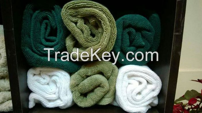 Egyptian Cotton Terry Hand Towels