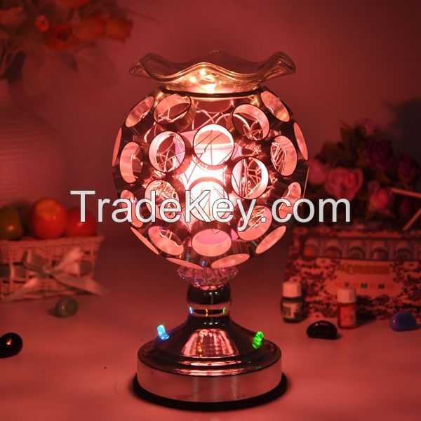 China Metal Flashing Nigth Table Lamp