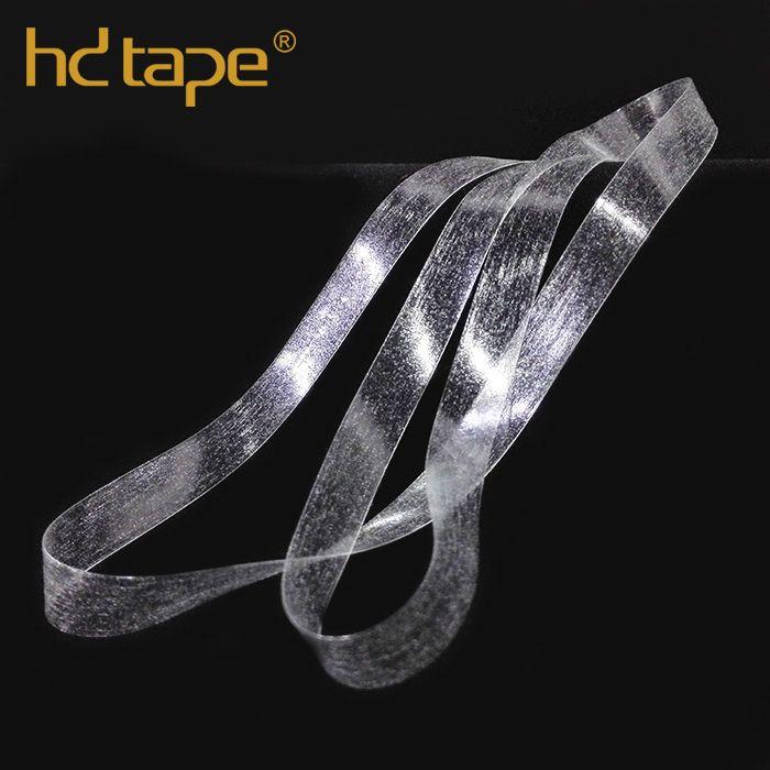 high quality oeko tex 100 transparent tpu elastic tape