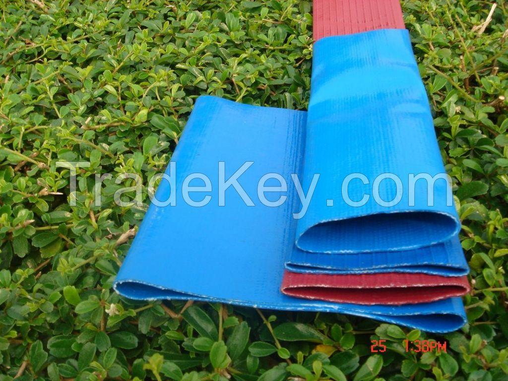 pvc layflat irrigation hose