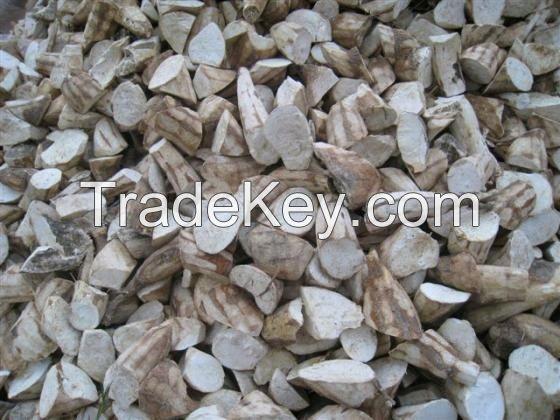 Dried Cassava (Tapioca) Chips