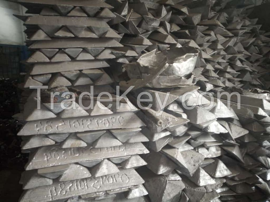 Aluminium Ingot available