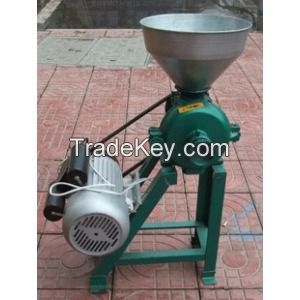 tea leaves milling machine
