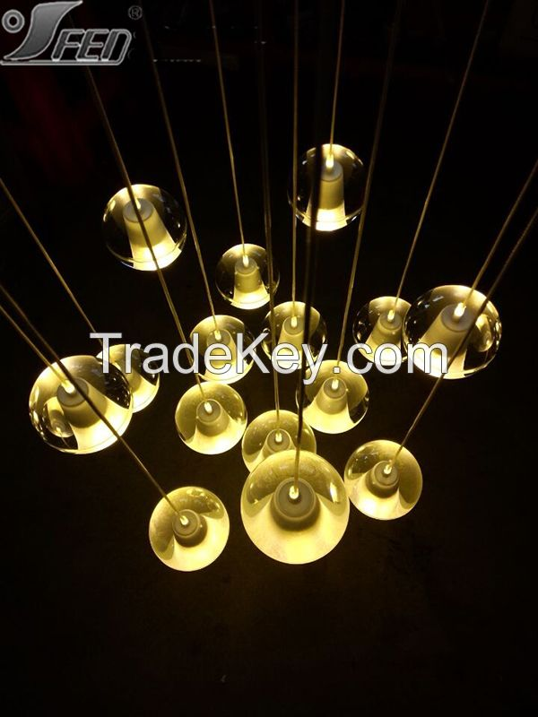 2015 most popular Bocci 14.1 Led Pendant lighting