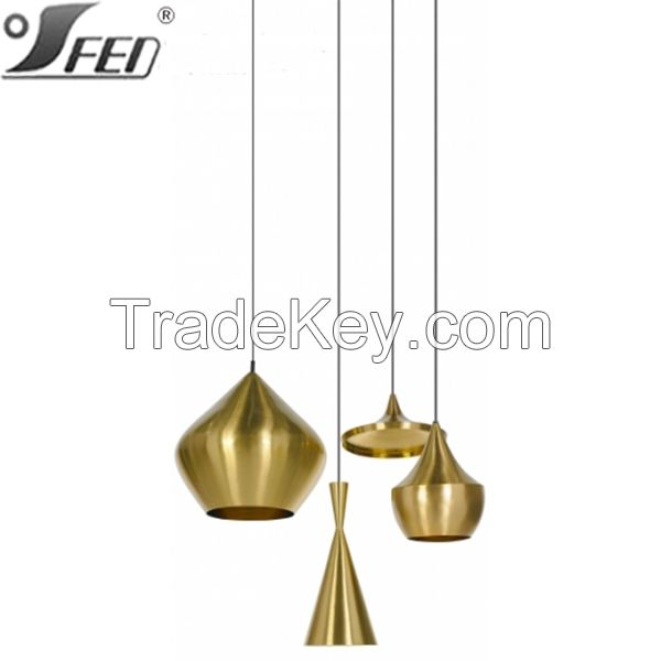 Host sell classical Tom Dixon Beat Light Tall Pendant Lamp