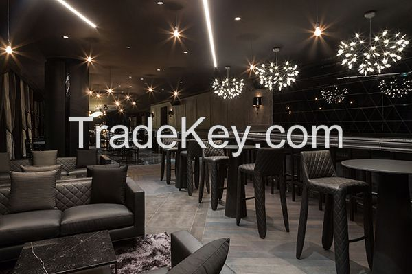 Heracleum ii New year  modern fashion LED chandelier lighting by MOOOI