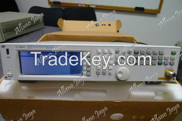 Used Agilent N5181A MXG RF Analog Signal Generator