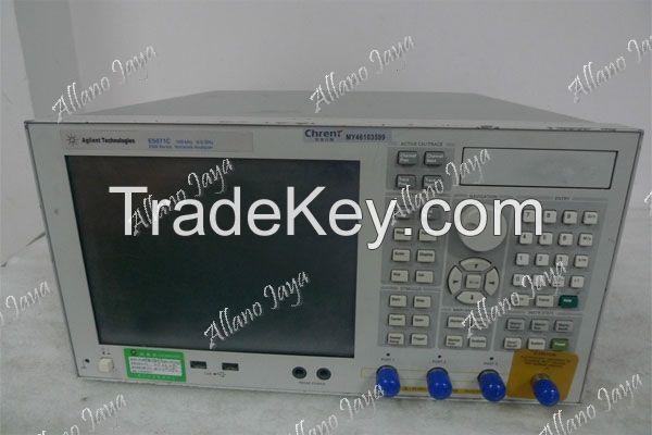 Used Agilent E5071C ENA Network Analyzer