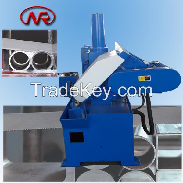 GZ-4226 double column higher stability quality horizontal machinery band saw
