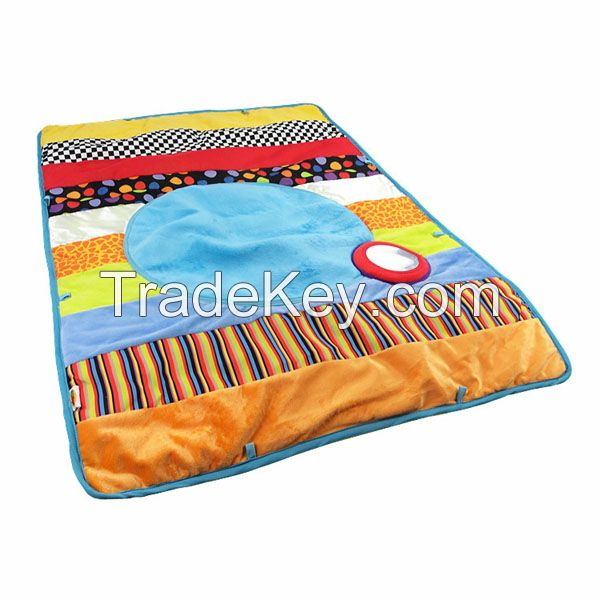 Padded Baby Play Mat - Soft Cotton Material Hot Sale