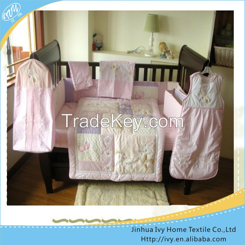 comforter printed and embroidery quilt bedspread patterns