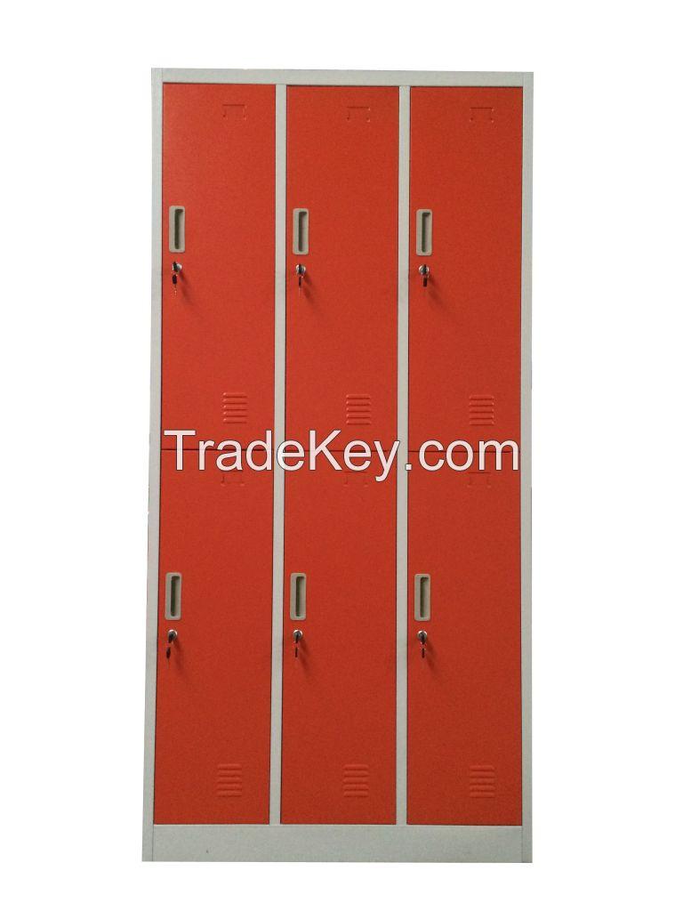 Six-door Clothes Cabinet