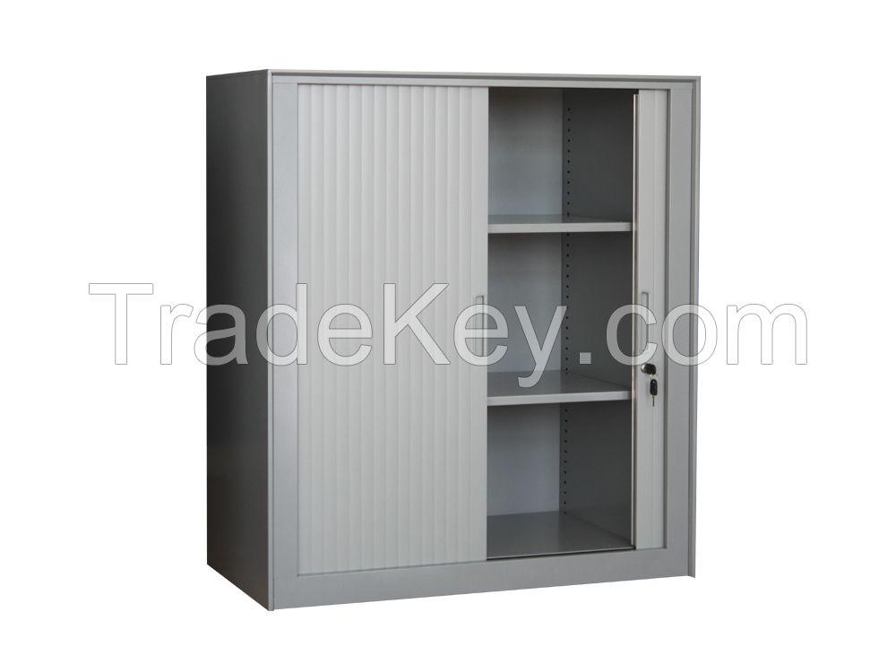 New design endurable rolling door cabinet