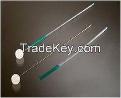 Thoracic Drainage Catheter with Trocar
