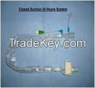 Closed suction system