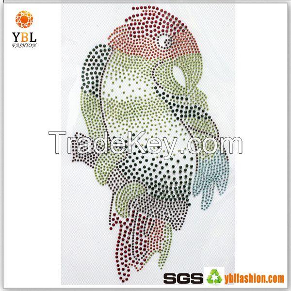 YBL Fashion Custom Rhinestone Transfer For High Heel Shoes Upper Desig
