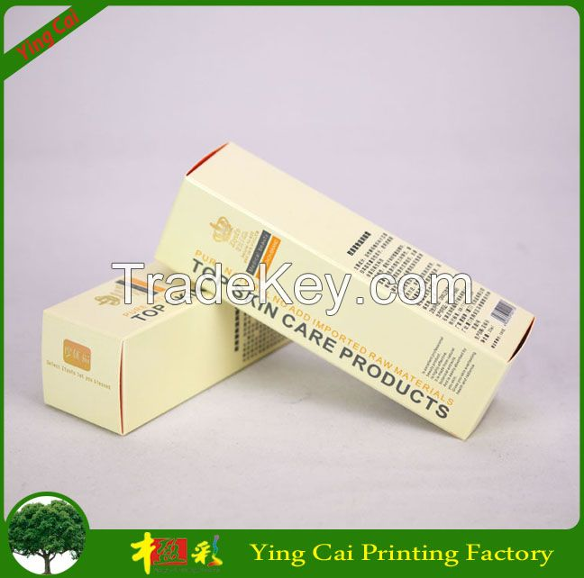 cosmetic paper drawer box made in China