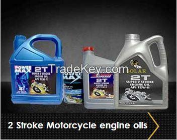2 Stroke Motorcycle Engine Oils