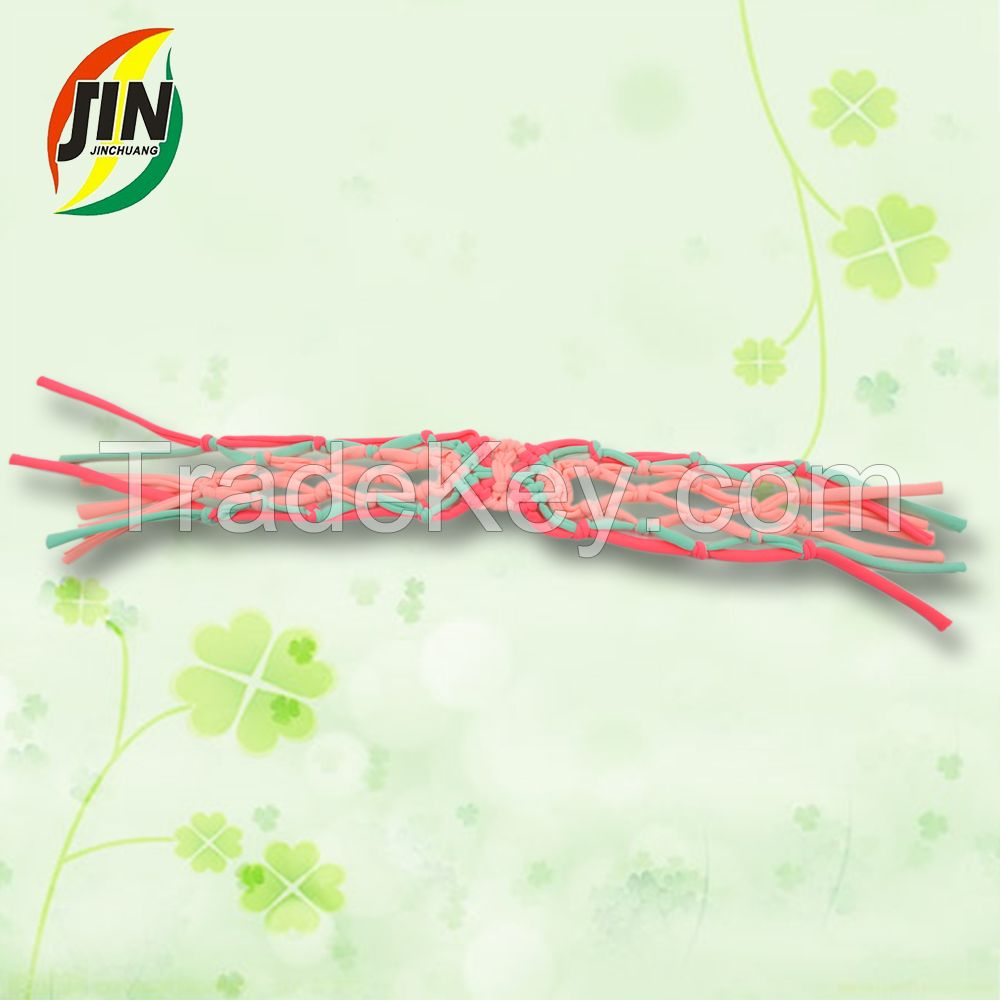 Colorful Handicraft Braided Cords for Swimwear