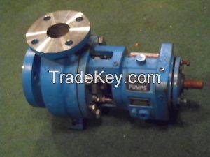 Goulds 3196 STX Pump - 2x3-6 - 316SS