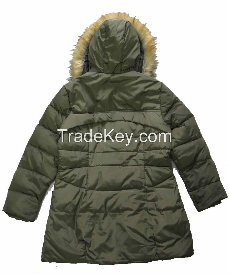 Ladies Padded Outerwear