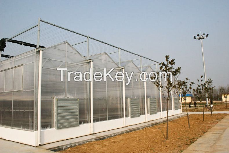 Polycarbonate Greenhouse (PC-04)