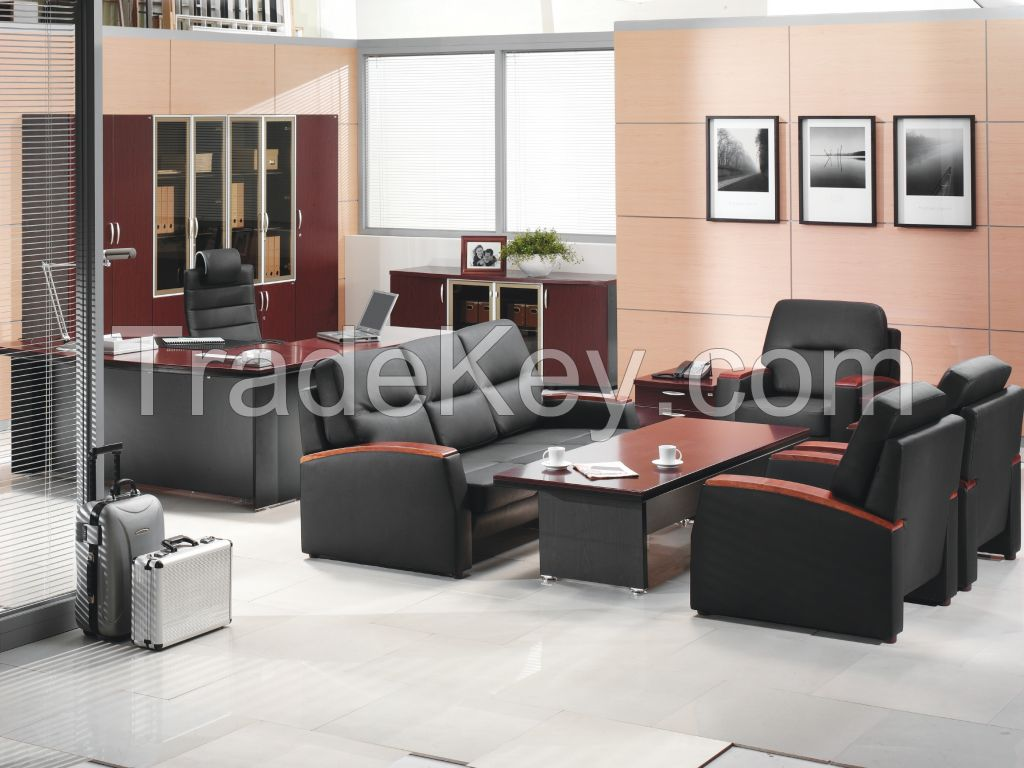 Modern Executive Office Furniture Set