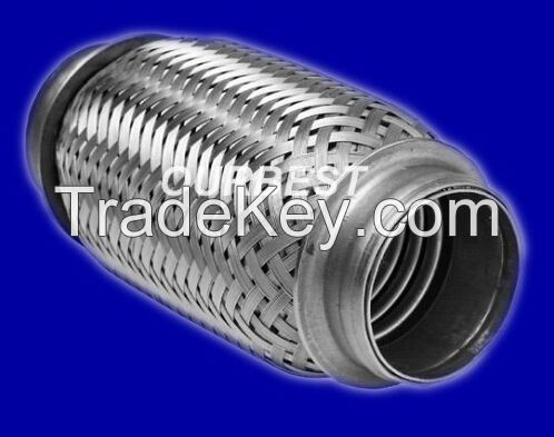 Outer Braid Exhaust Flexible Pipe