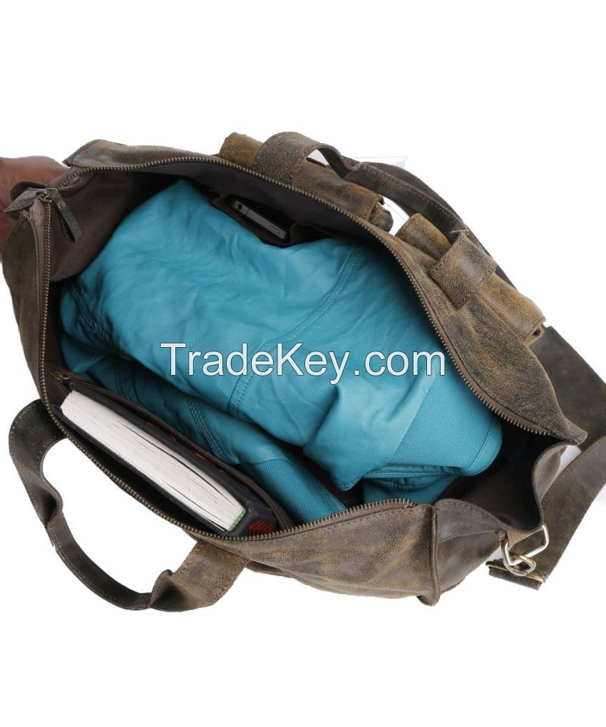 Trooper Duffle bag by Craft Concepts