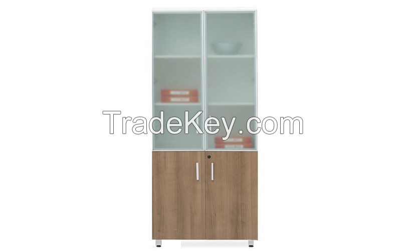 office vertical filing cabinet wooden (LQ-CDS0308)