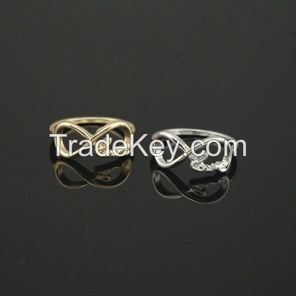 Shell shape rings