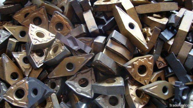 Scrap Tungsten steel