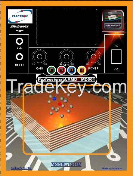 Professional Long range Metal detectors Underground