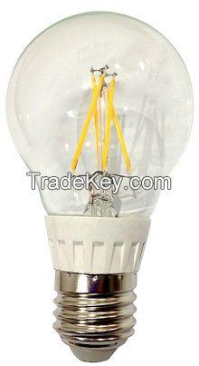 8 Watt LED filament bulbs