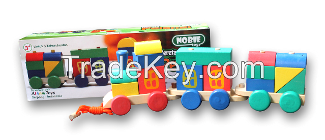 Nobie Rainbow Train