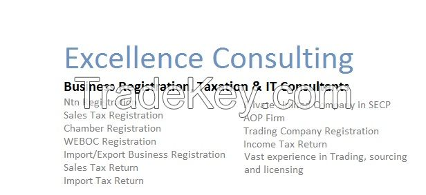 Trading Business Registration in Pakistan