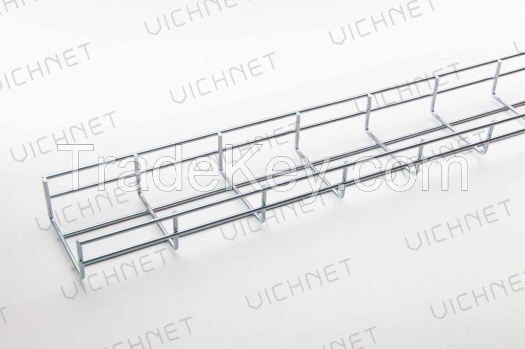 Vichnet Electro-galvanized wire mesh cable tray