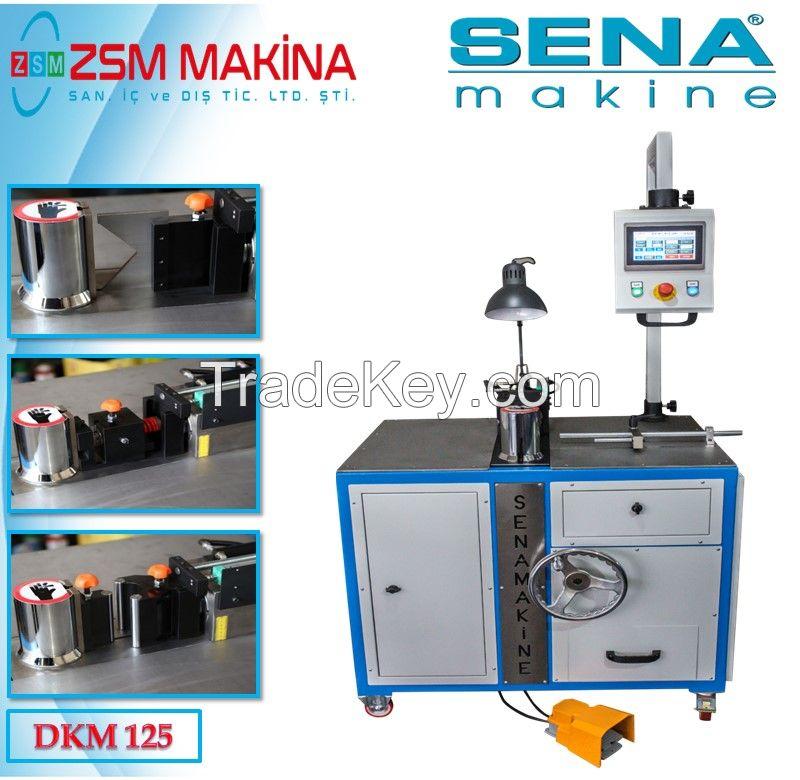 Copper Busbar bending punching cutting Machine