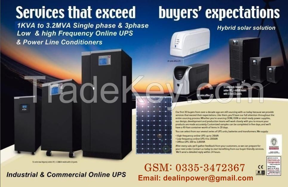 Online UPS